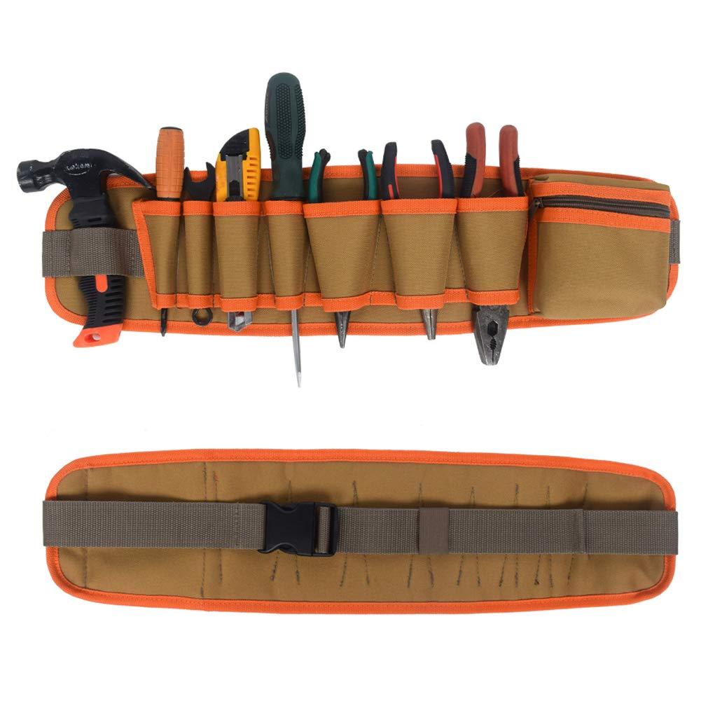 Sac banane /à outils multipoches pour jardinage charpentiers et peintres /électriciens