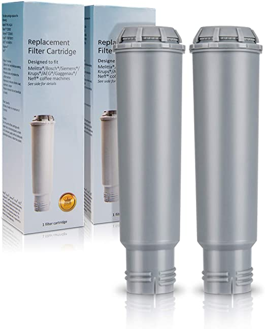 Homegoo Filtros de Agua para Krups Claris F088 Filtros para ...