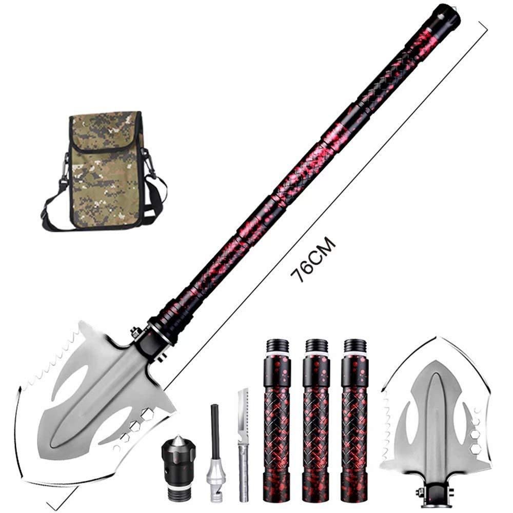 WW-shovel Ordnance Schaufel Mehrzweck-Outdoor-Spezialeinheiten Fahrzeug Wild Mangan Stahl 锹 Milit/ärschaufel