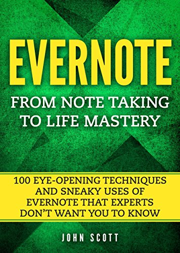 Evernote Mastery Eye Opening Techniques Essentials ebook product image
