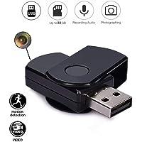 Cámara Espía Oculta USB 2.0 960p Cámara Espía
