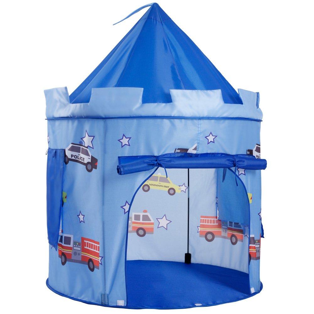 Infantastic - Tente de jeu pour enfants - Stars & Cars - avec ...