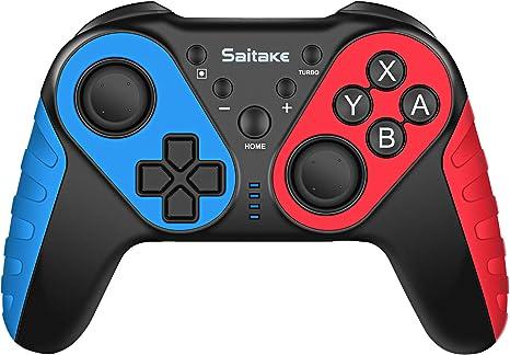 ECHTPower Mando para Nintendo Switch Controlador Inalámbrico con ...
