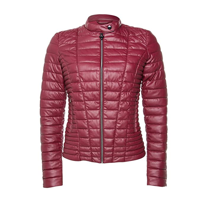 Guess - Chaqueta - para Mujer Candy Apple Pink L: Amazon.es ...