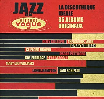 amazon jazz on disques vogue the perfect collection 35 albums