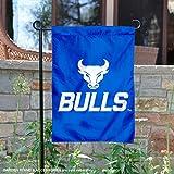 #10: College Flags and Banners Co. Buffalo Bulls New Logo Garden Flag