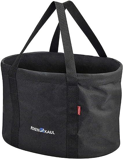 negro Rixen /& kaul manillar bolso shopper-plus