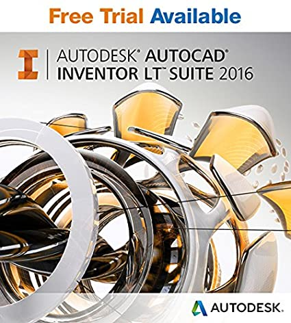 Stupendous Amazon Com Autocad Inventor Lt Suite 2016 Desktop Download Free Architecture Designs Ferenbritishbridgeorg