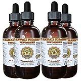 Fenugreek Liquid Extract, Organic Fenugreek (Trigonella foenum-graecum) Tincture Supplement 4x4 oz