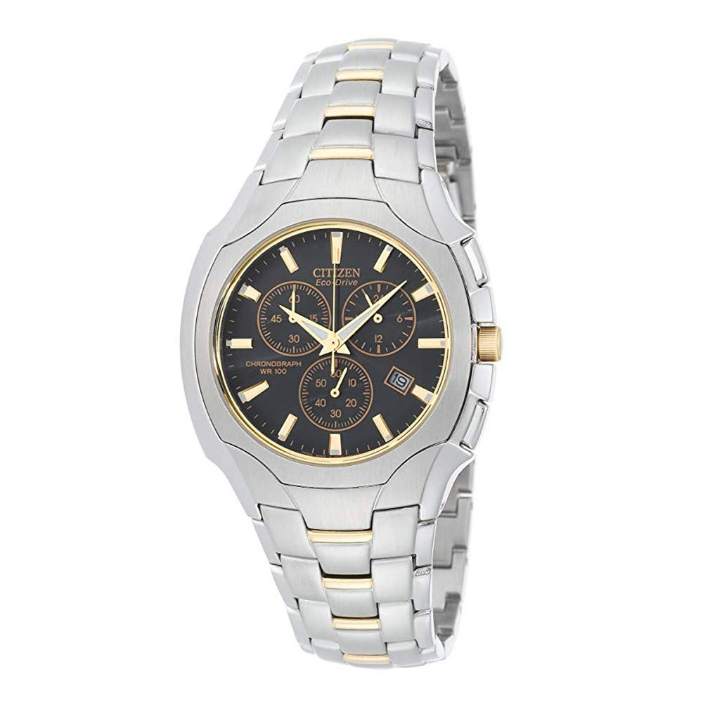 Citizen Eco Drive Quartz Male Watch AT0884-59E (Certified Pre-Owned) by Citizen