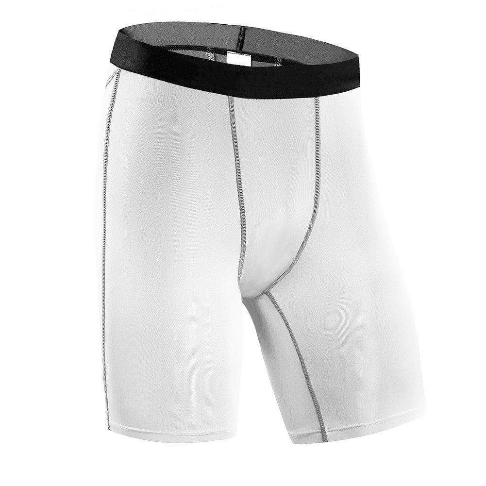 Moresave Gli Uomini di Stirata Sport Gym Fitness Pantaloncini da Corsa da Jogging