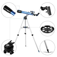 all astronomie Lunette TELMU GS70060