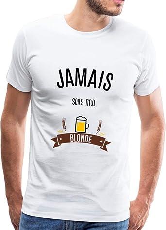 Drinking T Shirt science a la réponse bière ALCOOL IVRE Slogan