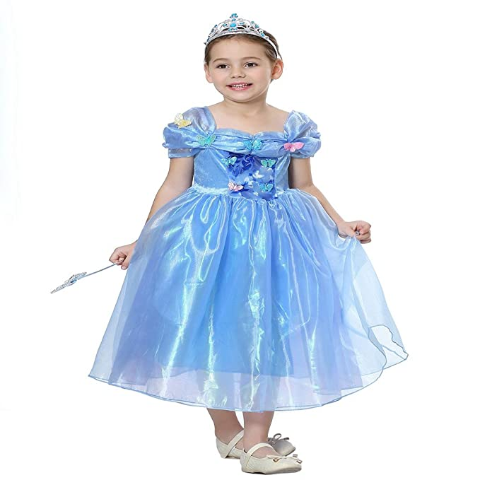 The Eight-Year-Old Cinderella