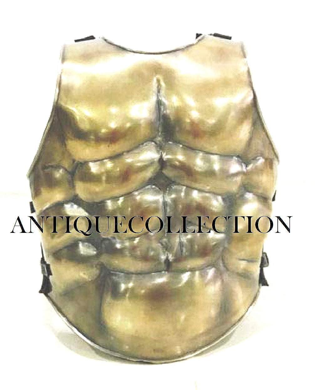Amazon com: Muscle Breastplate Cuirass, Body Armour, Roman