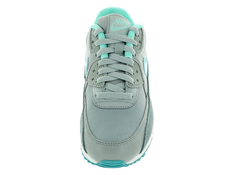48b24c5c51 Amazon.com   Nike Women's Air Max 90 Essential Slvr Wng/Hypr Trq/Dsty Ccts/Av  Running Shoe 6 Women US   Running