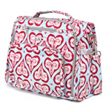 Ju-Ju-Be B.F.F. Messenger Diaper Bag (Sweet Hearts)