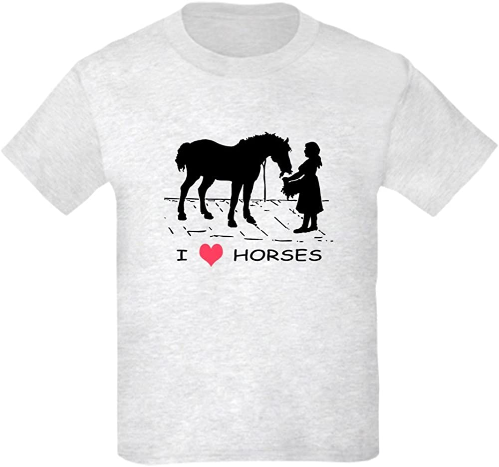 Horse Woman Hanes Tagless Tee T-Shirt