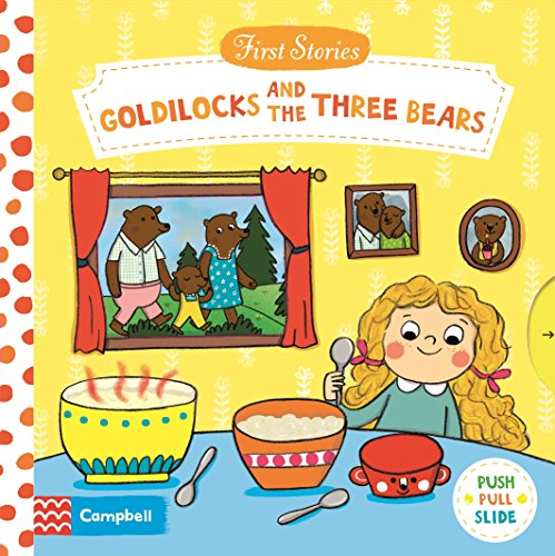 Goldilocks and the Three Bears (First Stories) (Goldilocks And The Three Bears Activities For Nursery)