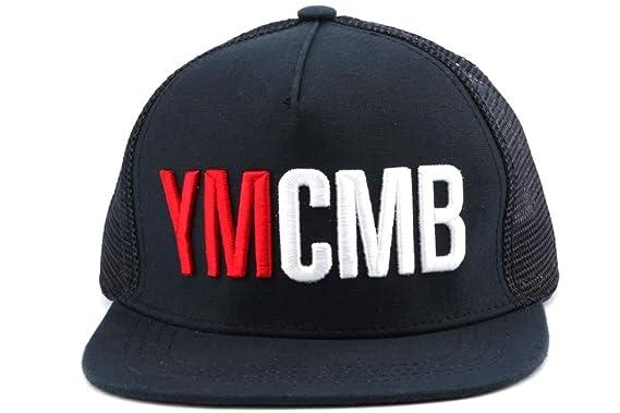 YMCMB - Gorra Trucker YMCMB Marino para hombre/mujer azul Talla ...