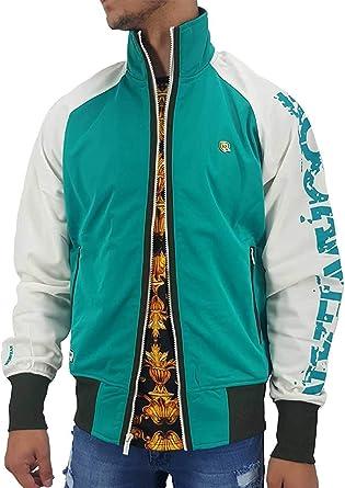 Rocawear para Hombre de Diseño Ligero Cremallera Chaqueta de ...