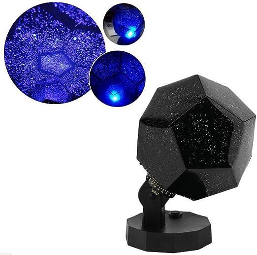 Proyector de la Estrella Astro de Galaxia, Romántico Regalo de ...