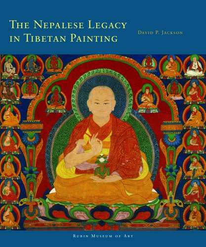 The Nepalese Legacy in Tibetan Painting (Masterworks of Tibetan Painting)