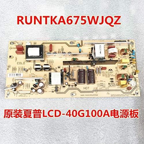 Plug Type: Universal Pukido original for Sharp LCD-40G100A JSI-401401A RUNTKA675WJQZ power board