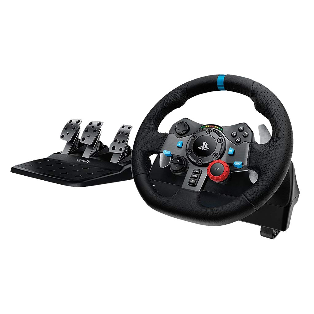 Logitech Dual-motor Feedback Driving Force G29 Gaming