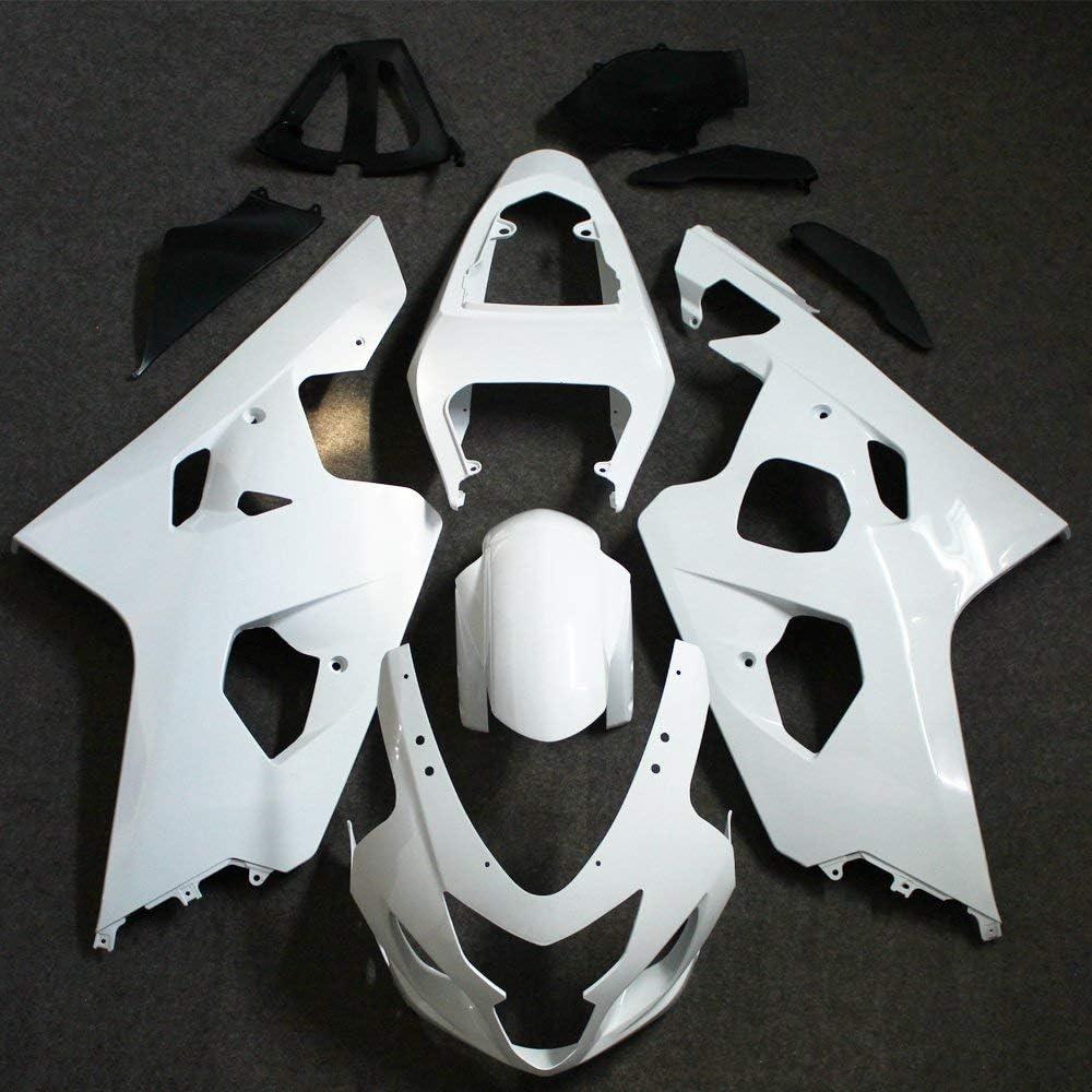 25 Pcs PROMOTOR Unpainted Motorcycle Fairing Kit Injection Body Kit for Suzuki GSXR600 GSXR750 K11 2011-2017