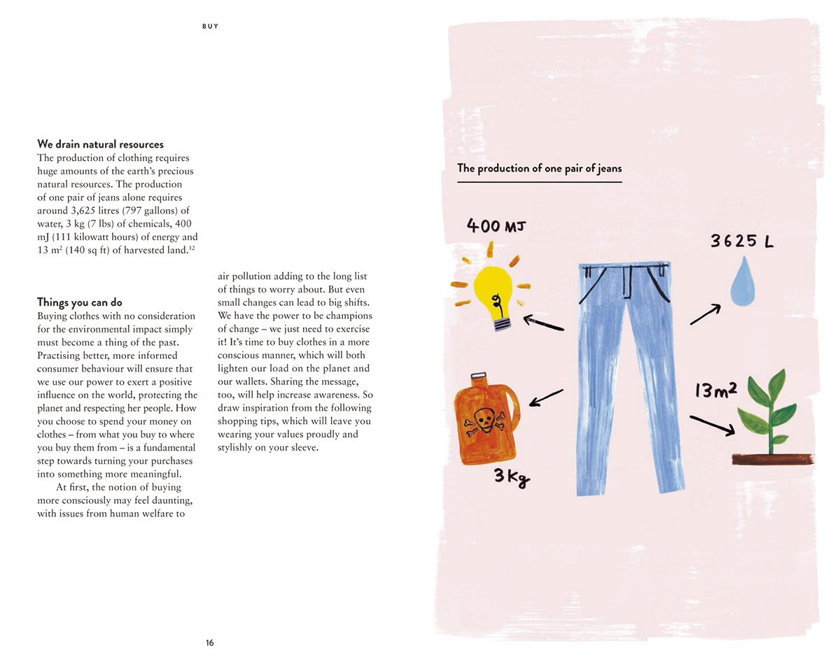 7a7b85acba Dress [with] Sense: The Practical Guide to a Conscious Closet:  Amazon.co.uk: Christina Dean, Hannah Lane, Sofia Tärneberg: 9780500292778:  Books