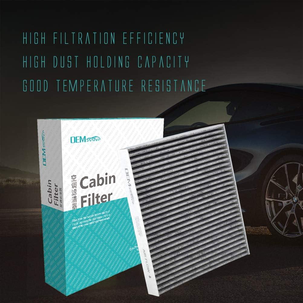 Accessoires de voiture Filtre /à pollen pour climatisation dhabitacle avec charbon actif pour Sorento 3 UM C-HR CHR 87139-F4010 97133-C5000 2016 2017 2018 2019