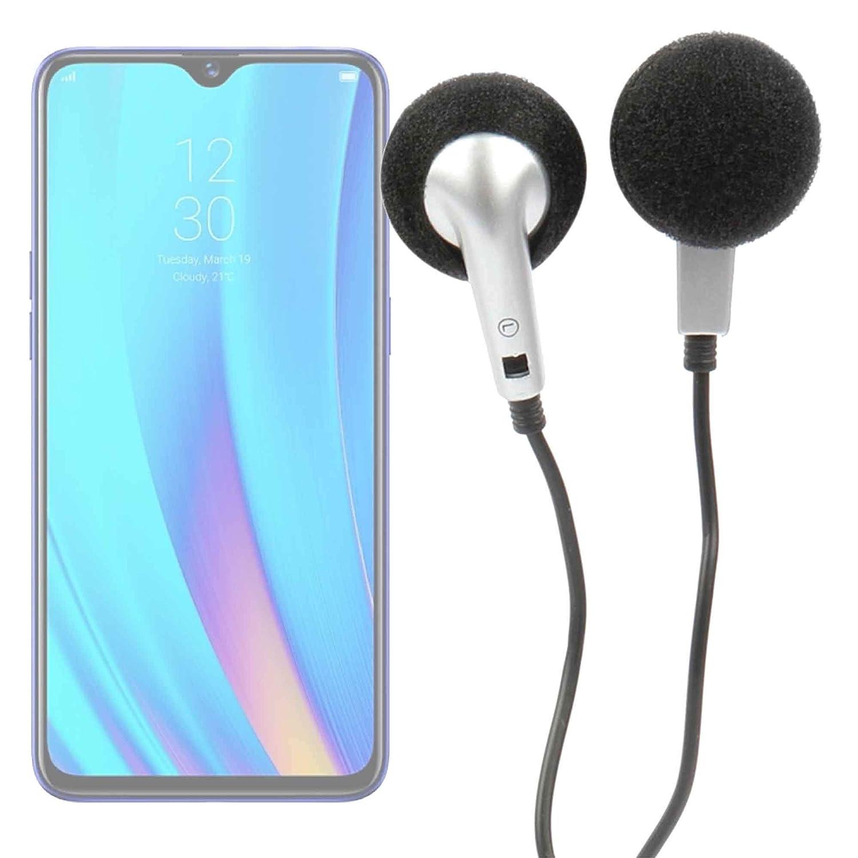 DURAGADGET Auriculares para Smartphone Realme 3 Pro, LG X4 2019 ...