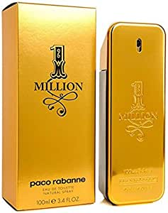 One 1 Million 100ml for men by Paco Rabanne