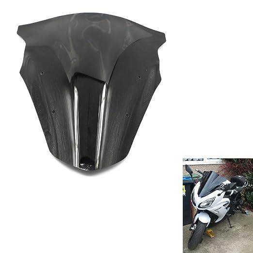 Alpha Rider motocicleta moto negro parabrisas parabrisas ...