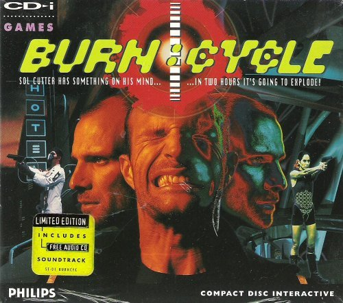 Burn : Cycle (Cd-i) Limited Edition Includes Soundtrack (輸入版) B00083BAM6 Parent