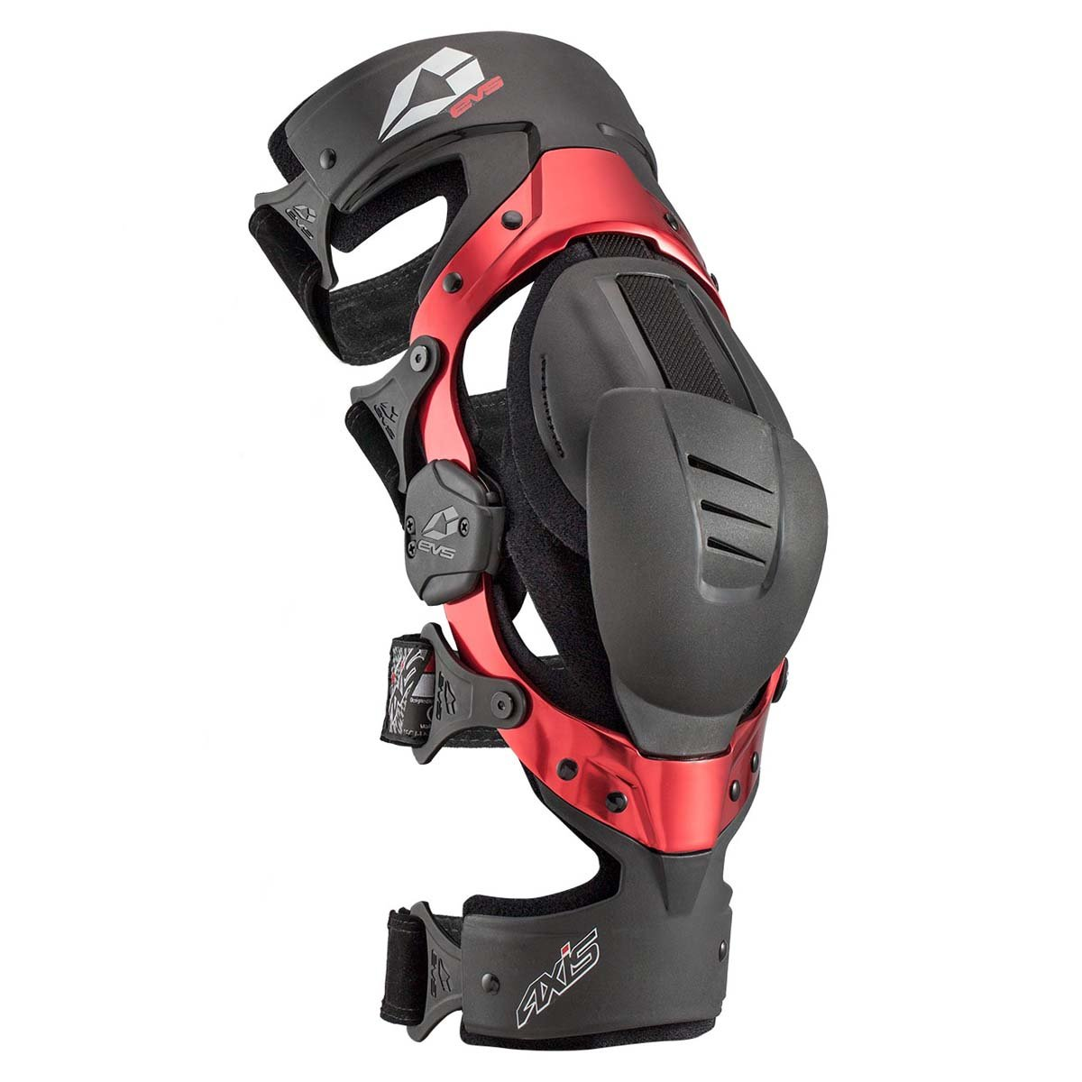 EVS Axis Sport Adult Knee Brace Motocross/Off-Road/Dirt Bike Motorcycle Body Armor - Small - Left