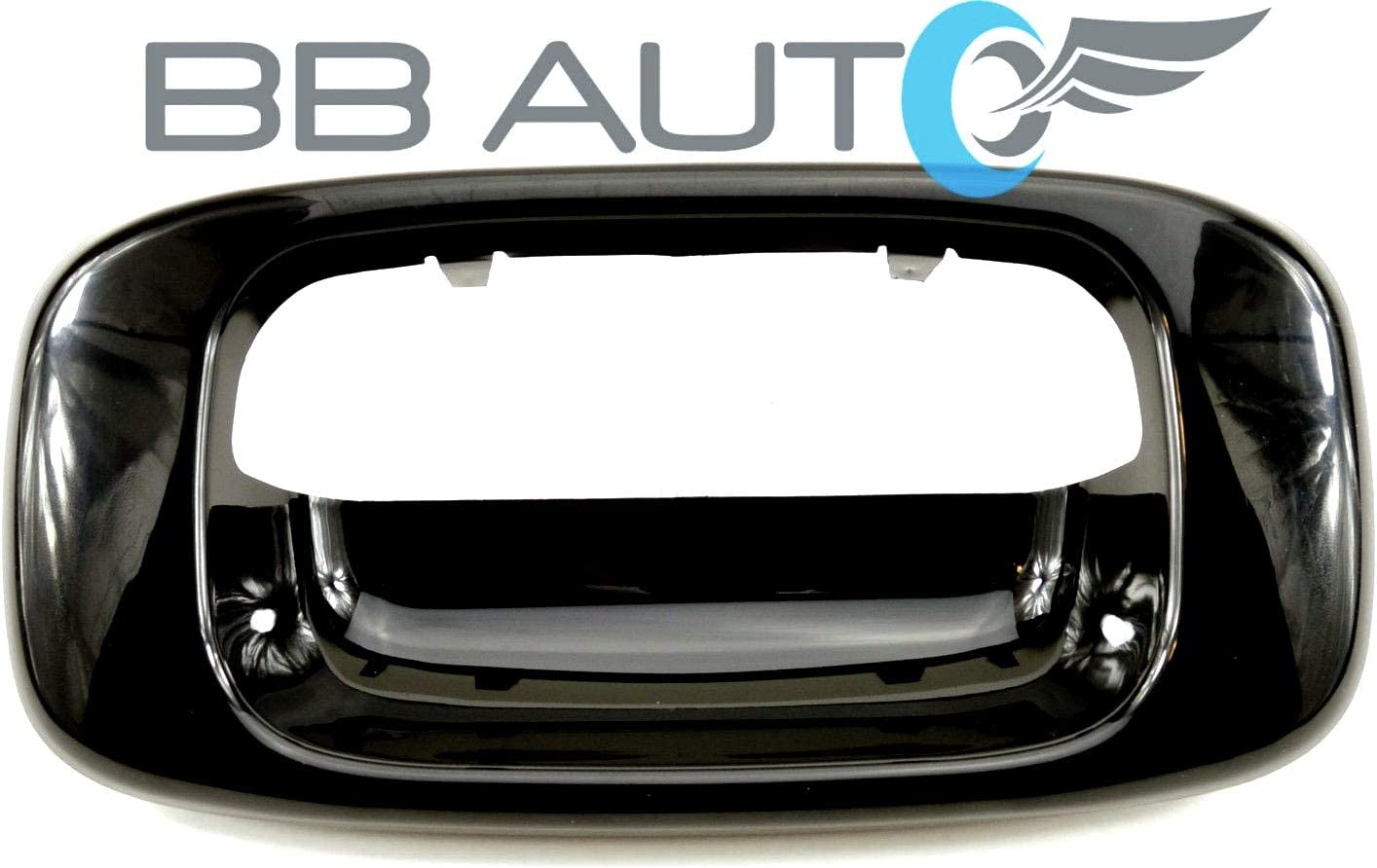 Painted To Match Tailgate Handle for Bezel 1999-2006 Chevy Silverado GMC Sierra