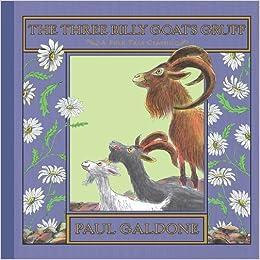 Book The Three Billy Goats Gruff (Folk Tale Classics) by Galdone, Paul (2011)