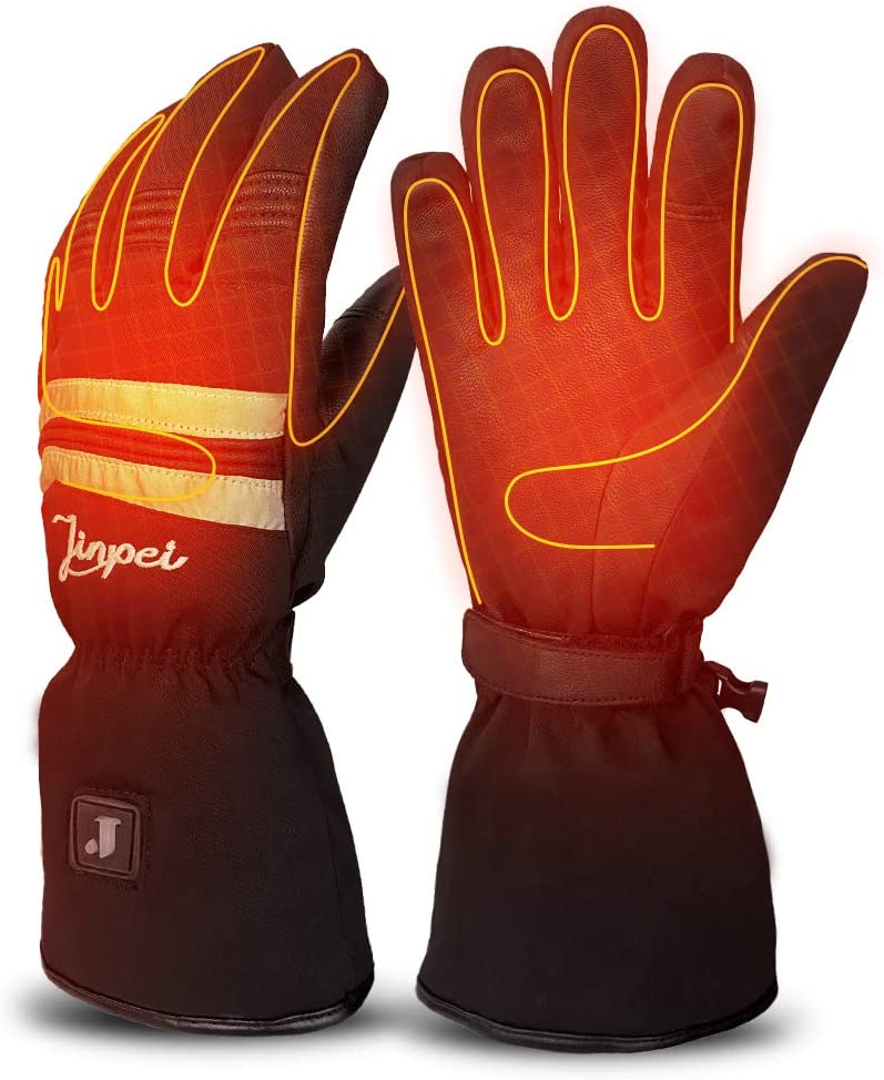Heated Gloves For Women Heated Work Gloves Battery Heated Gloves For Men Heated Glove Liners Winter Snow Electric Gloves Arthritis Black Black Heated Ski Gloves 03 Small Hand Warmers Amazon Canada