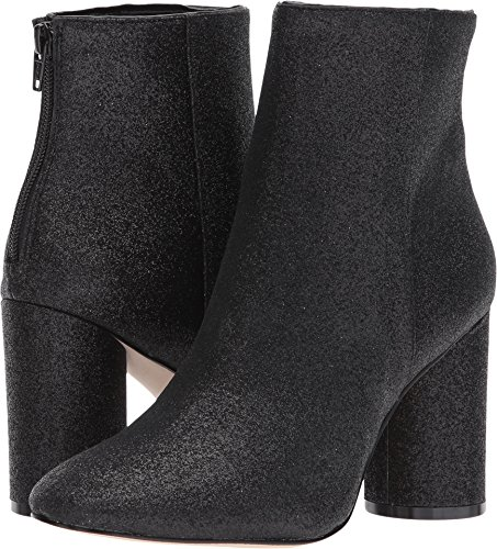 Katy Perry Womens The Mayari Stivaletto Nero Glitter Pesante