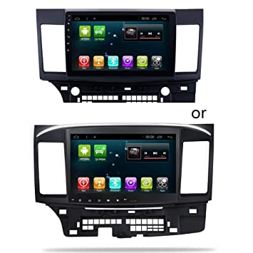 Car Radio GPS Android 8 0 Octa Player Navi for Mitsubishi Lancer 2007-2016  Car Auto Stereo Multimedia Head Unit Video no DVD 10 2 Inch Navigation with