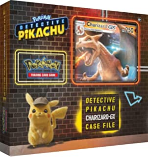 Amazon.com: Pokemon TCG: Detective Pikachu Case File + 3 ...