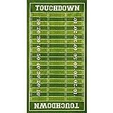 """Robert Kaufman Sports Life 3 Grass Football Field Panel 23"""" x 44"""""""