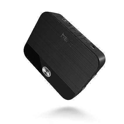 2 en 1 transmisor y receptor Bluetooth (aptX de baja latencia) V4.1