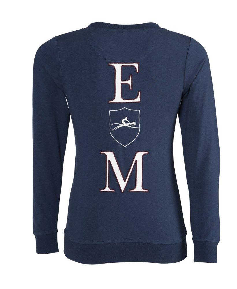 "langärmeliges Jersey T-Shirt EQUI-THÈME Reitsport Sportbekleidung ""Equit'M"""