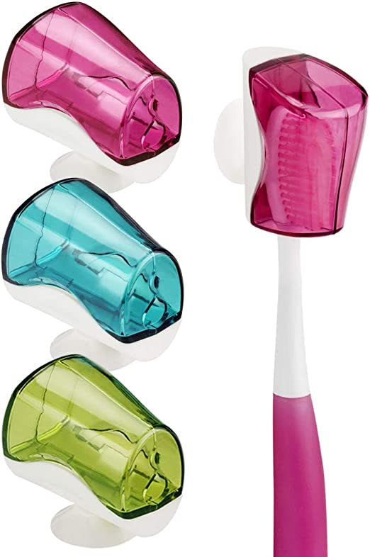 For Oral-B Electric Toothbrush Holder Cover Case Traveling Portable Brush Cap