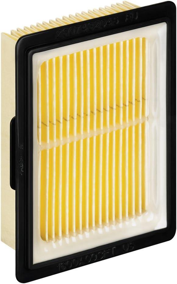 Bosch 2 607 432 046 - accesorios para extractores de polvo (Filtro, Negro, Amarillo, Celulosa)