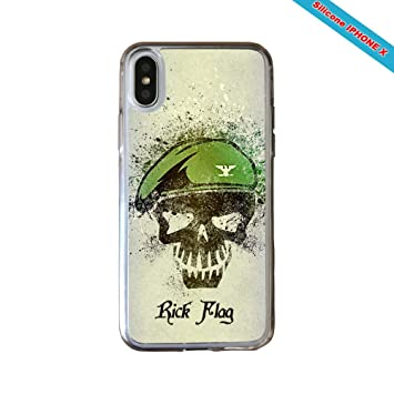 coque iphone x suicide squad