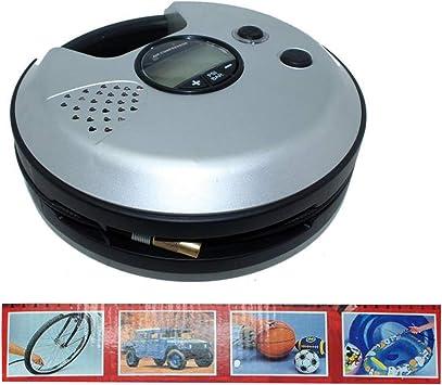 Compresor de Aire con Accesorios para Coche 100 PSI neumáticos ...